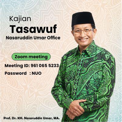 Kajian Tasawuf NUO (Rutin)