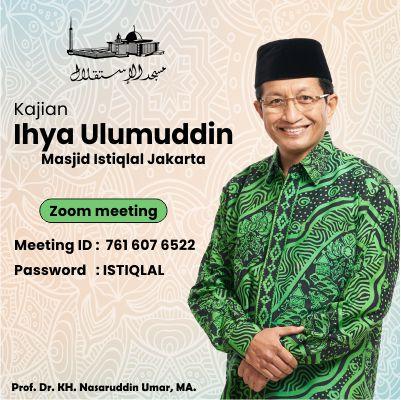 Kajian Ihya Ulumuddin